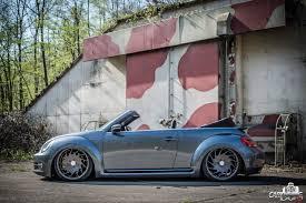 stanced volkswagen beetle volkswagen new beetle cabrio 2015