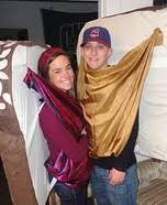 Sandwich Halloween Costume 75 Creative Couples Costume Ideas