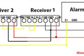 wiring 2 pir sensors diagram wiring diagram