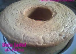 cara membuat kue bolu jadul bolu jadul ala mama