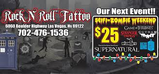 rock n roll tattoo las vegas home facebook