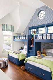 Cool Bunk Bed Designs A Cape Cod Home Channels West Coast Style Bunk Bed Cape Cod