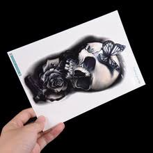 butterfly skull tattoo promotion shop for promotional butterfly