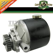 amazon com ford tractor power steering pump e6nn3k514ea 2000