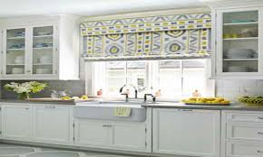 window treatments for kitchen interesting window with window