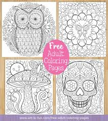 free printable coloring pages by thaneeya mcardle http