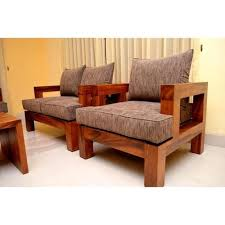 Teak Wood Sofa Set Wooden Sofa Wardrobes And Furniture Space - Teak wood sofa set designs