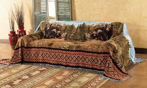 sofa cover black family mountain sofa cover