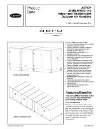 39m aero carrier commercial pdf catalogue technical