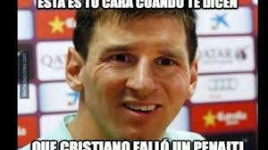 Memes De Cristiano Ronaldo - cristiano ronaldo sufre con memes tras fallar penal fotos foto