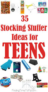 Stocking Stuffers Ideas 35 Stocking Stuffer Ideas For Teenagers Finding Time To Fly