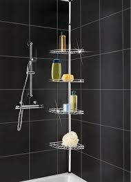 Shower Caddy Over The Door Stainless Steel by 10 Shower Caddies For Bathroom Corners Rilane