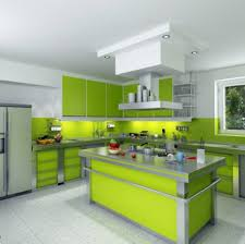 green and red kitchen ideas kitchens in five colors red yellow white blue and green