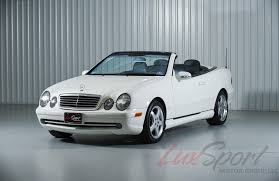 used mercedes convertible 2002 mercedes benz clk430 convertible clk430 stock 2002102 for