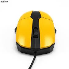 souris pour ordinateur de bureau petit usb 3 bouton de défilement optique filaire souris souris