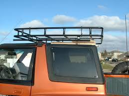 chevy tracker 1995 zukiworld reviews calmini roof rack for suzuki sidekick geo