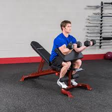 Incline Decline Bench Exercises Gfid100 Body Solid Flat Incline Decline Bench Body Solid Fitness
