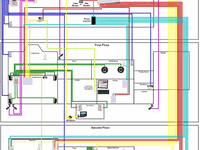 simple electronic diagram wiring diagram components