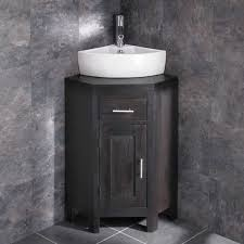 Bathroom Corner Sink Unit Olbia Corner Basin Inc Alta Wenge Single Corner Cabinet