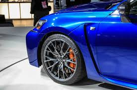 lexus aero wheels 2016 lexus gs f debuts at 2015 detroit auto show