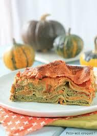 jeux de cuisine lasagne lasagnes végétariennes au potiron et épinards jeu concours galbani