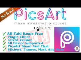 piscay pro apk 10 09 mb picsart new modded apk 2018 unlocked picsart