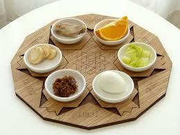 seder plate for sale passover seder plate set of 6 pomegranate shape coasters modern