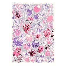 flower wrapping paper flower study wrapping paper the souvenir society