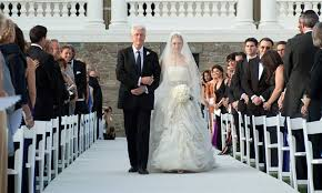 wedding dress chelsea get chelsea clinton s vera wang wedding dress for less taste