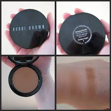 bobbi brown golden light bronzer review bobbi brown bronzing powder beauty blogger tangkwa
