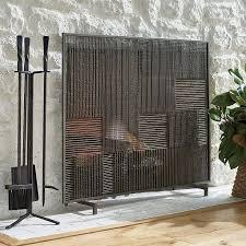 Outdoor Fireplace Accessories - best 25 fireplace screens ideas on pinterest farmhouse