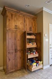 Kitchen Free Standing Cabinets by Pantry Cabinet Freestanding Pantry Cabinet With Kitchen Pantry