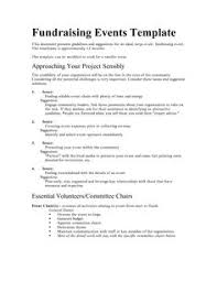 fundraiser event budget template google search near and