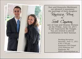 lds wedding invitations wedding invitations canada wedding invitation wording