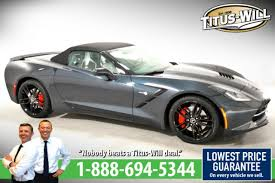 2014 chevrolet corvette stingray price pre owned 2014 chevrolet corvette stingray z51 convertible in
