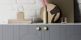 ikea kitchen cabinet doors peeling the best ikea hack adhesive fronts you simply stick on to