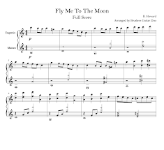 fly me to the moon tab and