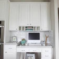 desk in kitchen design ideas built in kitchen desk design ideas