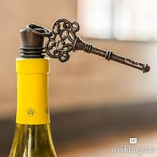 key ornamental bottle stopper set of 4