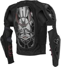 motocross gear perth alpinestars bionic tech protector jacket motocross protection
