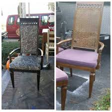 Thomasville Dining Room Chairs Furniture Gorgeous Refinish Dining Chairs Pictures Painting Ikea