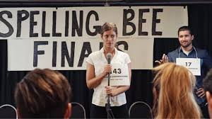 spelling bee hannah stocking youtube