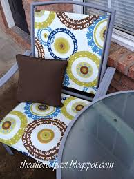 Reupholster Patio Furniture Cushions by How To Reupholster Almost Anything Decorating Your Small Space