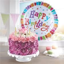 birthday flower cake 1 800 flowers birthday wishes flower cake pastel roses more