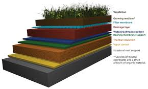 what is a green roof u2014technical preservation services national