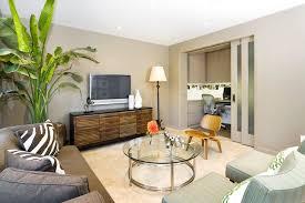 Wall Mounted Tv Cabinet With Doors Tv Cabinet Pocket Door Houzz