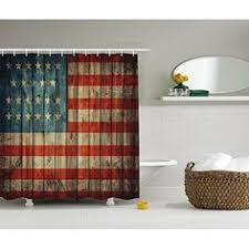Western Fabric For Curtains American Made Shower Curtain Shower Curtains Bathroom Decor