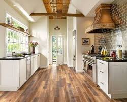 Hardwood Floor Kitchen Hardwood Floor In Kitchen Donatz Info