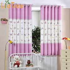 Childrens Curtains Girls Curtains For Toddler Girls Room Buy Cute Bear Printed Children
