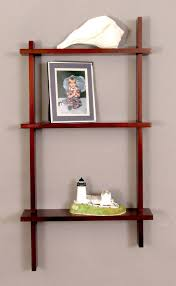 Wall Shelves Pepperfry by 12 Inch Glass Shelf Nujits Com